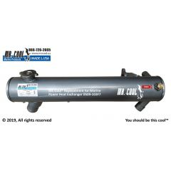 0509-103F7 Marine Power Heat Exchanger