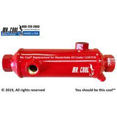 11657CN Westerbeke Oil Cooler