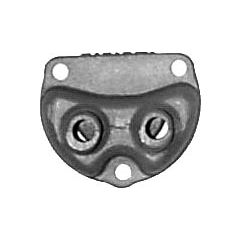 312148 OMC END PLATE