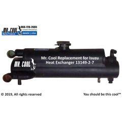 130-7489-02CN Onan Heat Exchanger