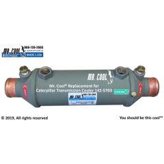 142-5703 Caterpillar Heat Exchanger