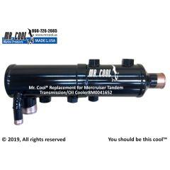 8M0041652 Mercruiser Tandem Transmission/Oil Cooler