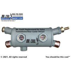 842241 Volvo Transmission/Gear Cooler