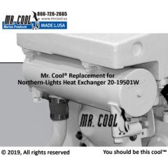 20-19501W Northern-Lights Heat Exchanger