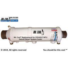23516917 MTU Detroit Diesel Tandem Cooler