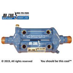 2457-1-5 Sen-Dure Perkins Dual Oil Cooler