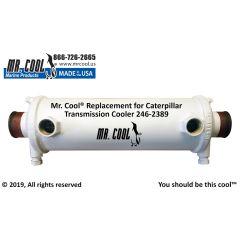 246-2389 Caterpillar Transmission Cooler