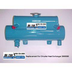 2600380 Chrysler Heat Exchanger