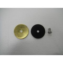 End Cap with Gasket Kit- 2 inch