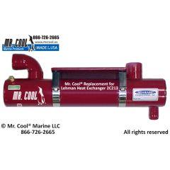 2C213 Lehman Heat Exchanger