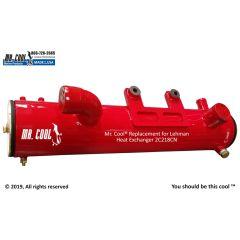2C218CN Lehman Heat Exchanger