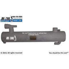Lehman Heat Exchanger 2C222