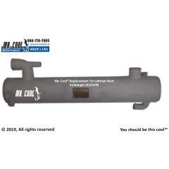 Lehman Heat Exchanger 2C222CN