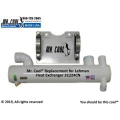 2C224CN Lehman Heat Exchanger