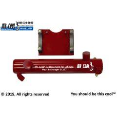 2C227 Lehman Heat Exchanger