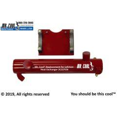 2C227CN Lehman Heat Exchanger