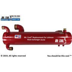 2C232 Lehman Heat Exchanger