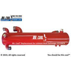2C239CN Lehman Heat Exchanger