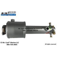 300118 Universal Heat Exchanger