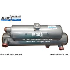 3060 S Johnson & Towers Heat Exchanger
