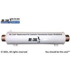 3916002CN Cummins Engine Oil Cooler