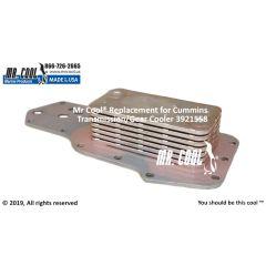 3921558 Cummins Transmission/Gear Cooler