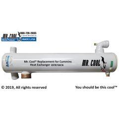 3978734CN Cummins Heat Exchanger