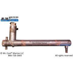 3QM30H Yanmar Heat Exchanger