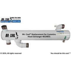 4019855 Cummins Heat Exchanger