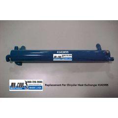 4142455  Chrysler Heat Exchanger
