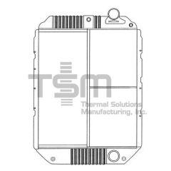 0316727 International/Navistar Radiator