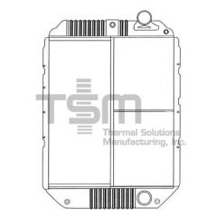 11C9211 International/Navistar Radiator