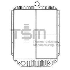 11C9265 International/Navistar Radiator