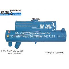 4417135 Chrysler Heat Exchanger