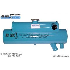 4417497 Chrysler Heat Exchanger