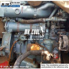 44694-4011 Perkins Heat Exchanger SIDE MOUNT (OEM REF)