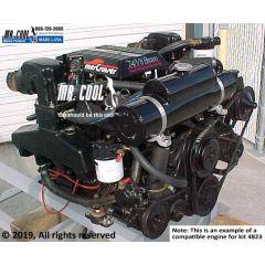 4823 Mercruiser Freshwater Cooling Kit Full System Kit
