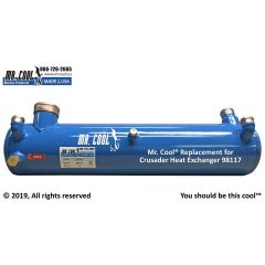 98117 Crusader Heat Exchanger