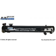 511088A Marine Power Heat Exchanger