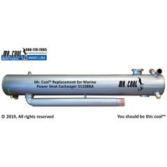 511088A Marine Power Heat Exchanger