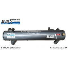 511111 Marine Power Heat Exchanger