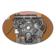 MFH-5230 Premium Mercruiser V6-V8 Block & Manifold