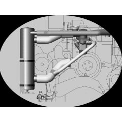 MRM-5345 Off- Engine Chevy 3L Block Only System
