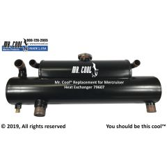 79607 Mercruiser Heat Exchanger