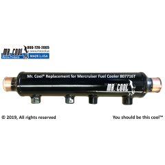 807716T Mercruiser Fuel Cooler 2X13