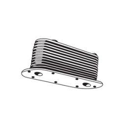 8502833 : Detroit Diesel MTU 12 Plate Cooler, New
