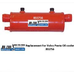 855756 Volvo Penta Oil cooler