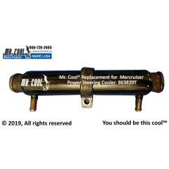 863820T Mercruiser Power Steering Cooler