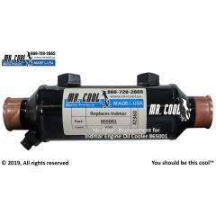865001 Indmar Engine Oil Cooler