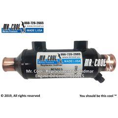 865015 indmar Engine Oil Cooler